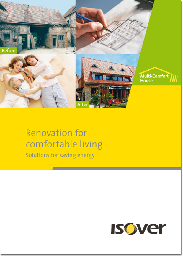 ISOVER Multi-Comfort House constructions – Welcome